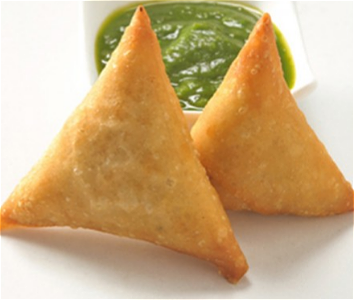 Foto Curry triangles