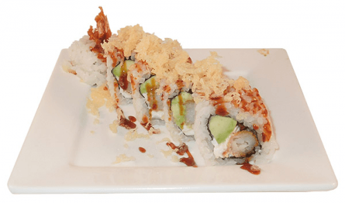 Foto Ebi crispy Shrimp roll