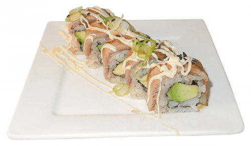Foto Tuna Outside Torch Roll
